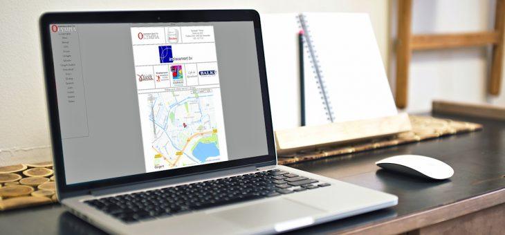 Een heel nieuwe website voor ASC Olympia