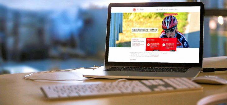 Nieuwe website, nieuwe 'look & feel'