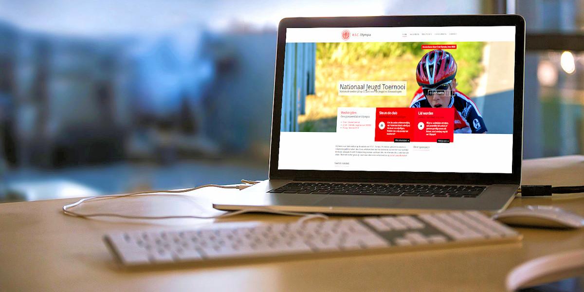 ASC Olympia - Nieuwe Website 2014