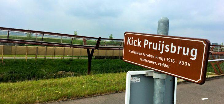 Kick Pruijsbrug: eindelijk erkenning