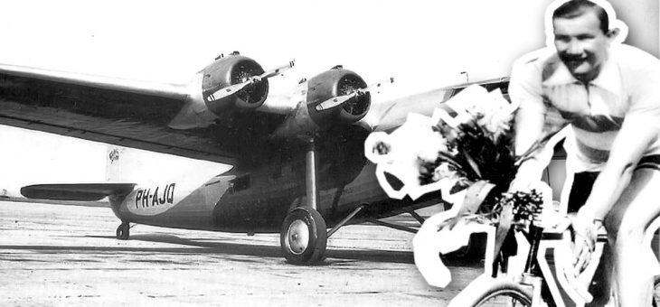 Kick Pruijs: de held van Olympia bij de vliegramp