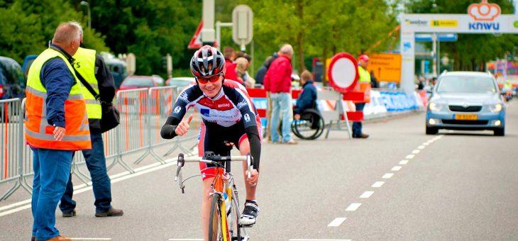 Eva van Glasenap in WK selectie paracycling