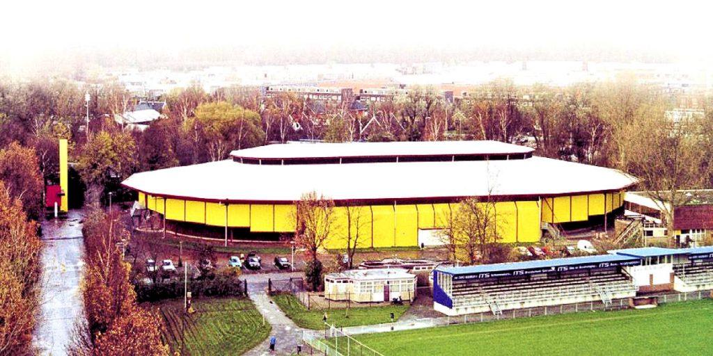 ASC Olympia - Nieuwe website voor het Velodrome Amsterdam