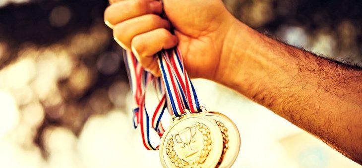 Olympianen weer 'Meesters van de Medailles'!