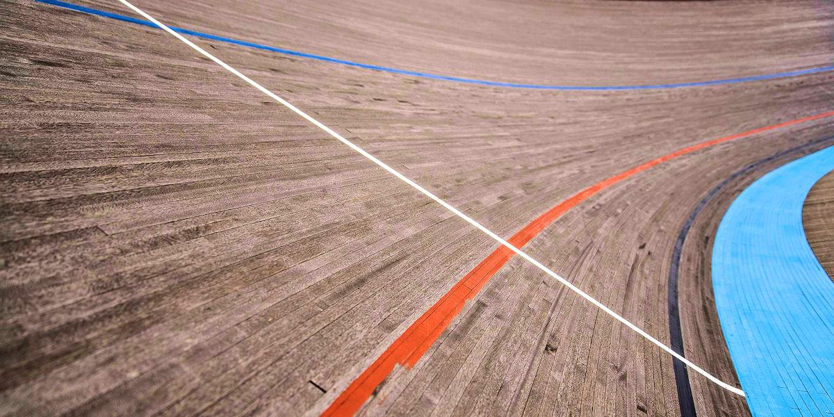 ASC Olympia - Nederlandse Kampioenschappen in het Velodrome Amsterdam