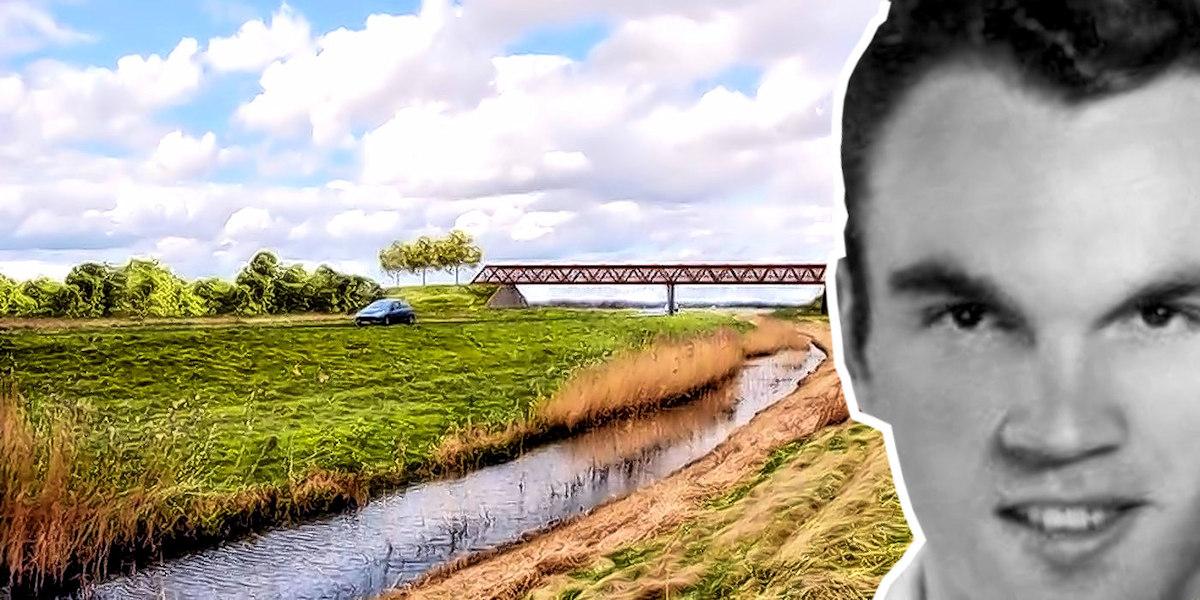 ASC Olympia - Leendert van der Meulen geëerd met brug