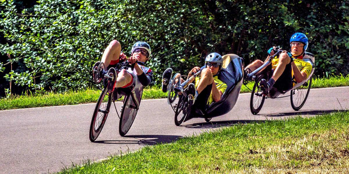 Wereldkampioenschap Ligfietsen & Cycle Vision 2016