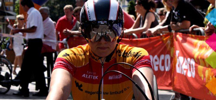 Grote Prijs Handbike van Amsterdam afgelast