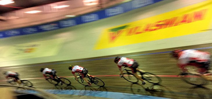 Nederlandse Kampioenschappen in het Velodrome