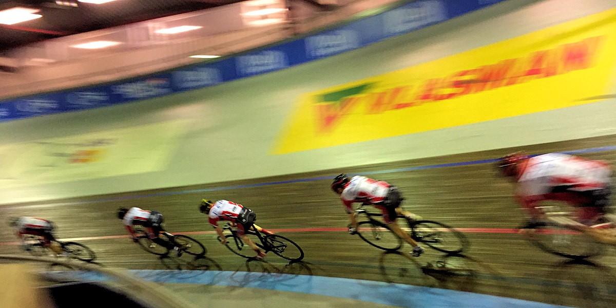 A.S.C. Olympia Nederlandse Kampioenschappen in het Velodrome