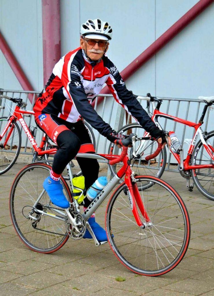 ASC Olympia - Piet van Heusden: de oude achtervolger en de tijd