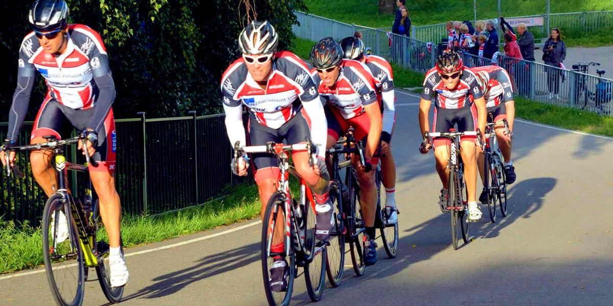 ASC Olympia: wielrennen in Amsterdam