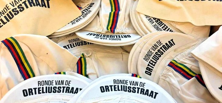 De Ronde van de Orteliusstraat