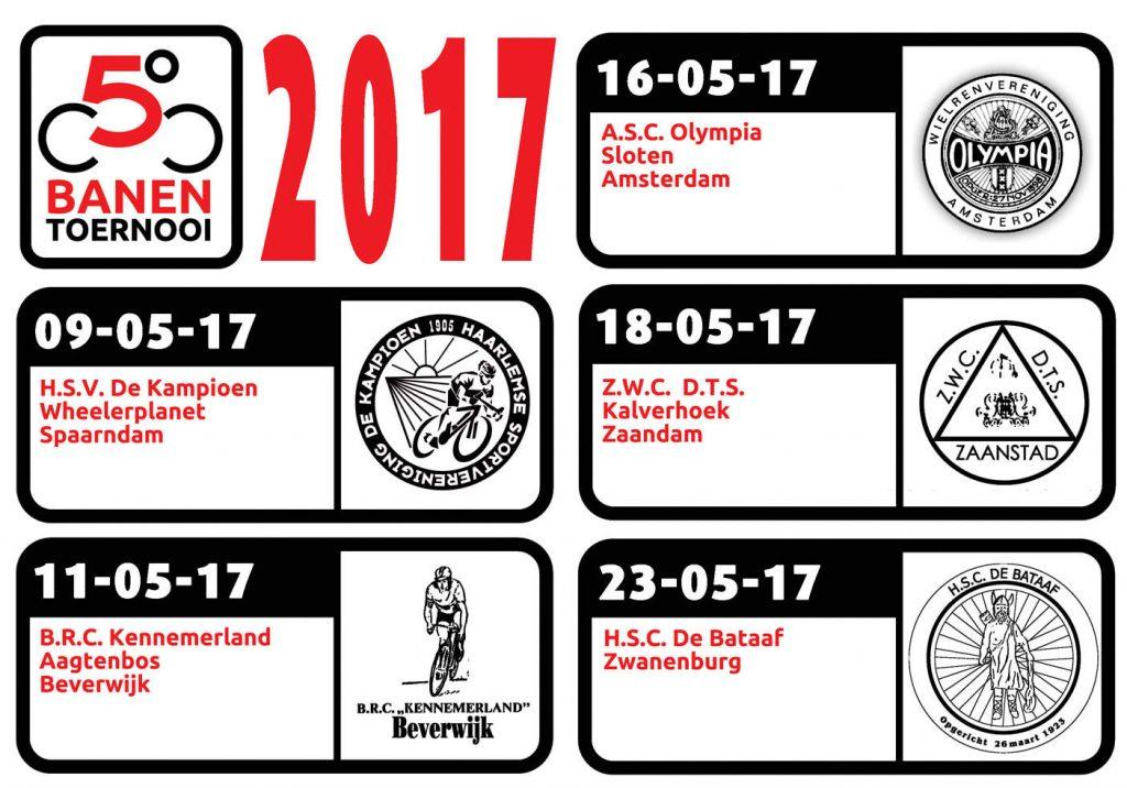 ASC Olympia - Vijf Banen Toernooi 2017