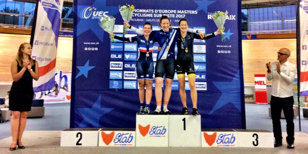 ASC Olympia - Carolien van Herrikhuyzen wint drie prachtige plakken