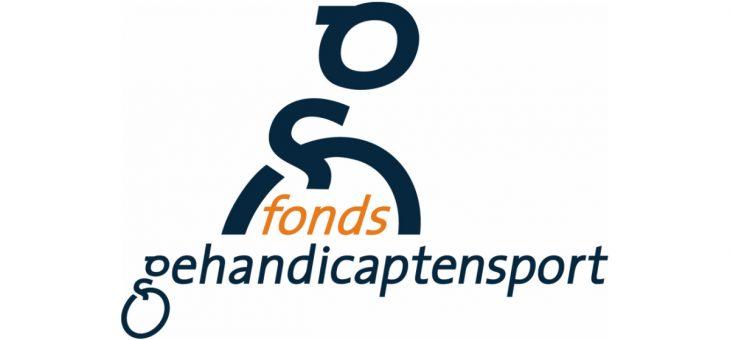 Fonds Gehandicaptensport steunt ASC Olympia