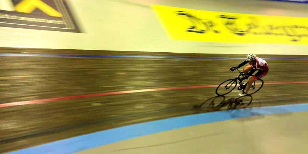 ASC Olympia - Vvrouwenwielrennen in het Velodrome
