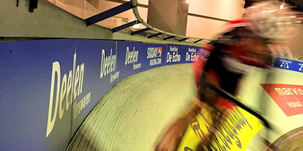 ASC Olympia - Vrouwenwielrennen in het Velodrome