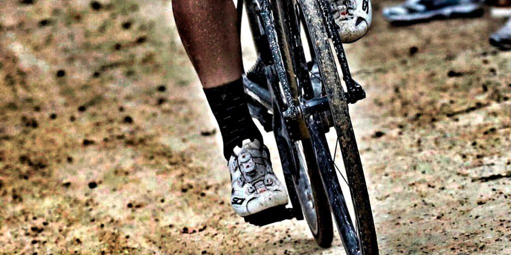 ASC Olympia - Strade Nere: de eerste Amsterdamse gravelrace