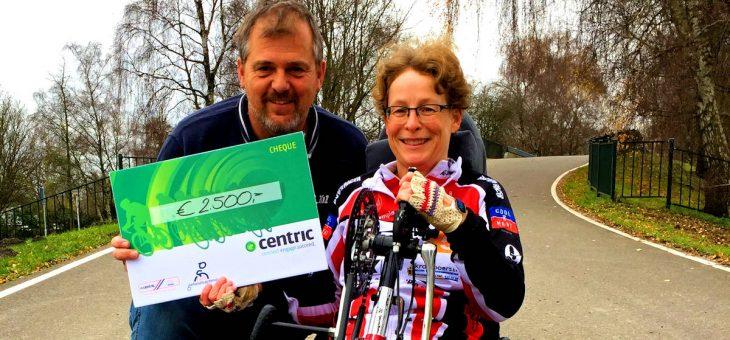 ASC Olympia: voor iedereen, dus ook voor handbikers!
