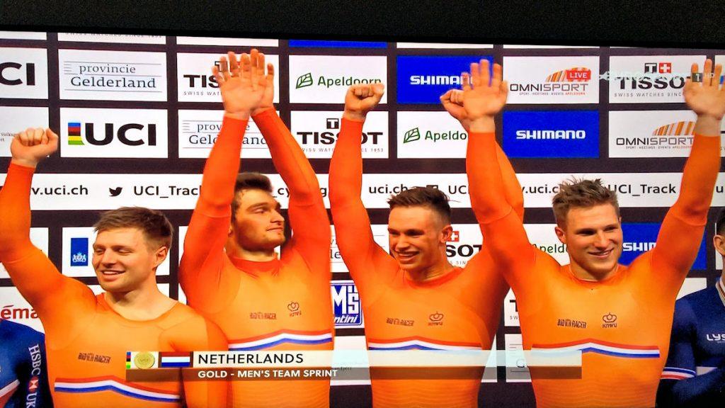 ASC Olympia- Wereldkampioen & Olympiaan Nils van 't Hoenderdaal