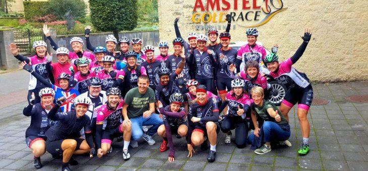 AFGELAST: Fietsbelles Weekend