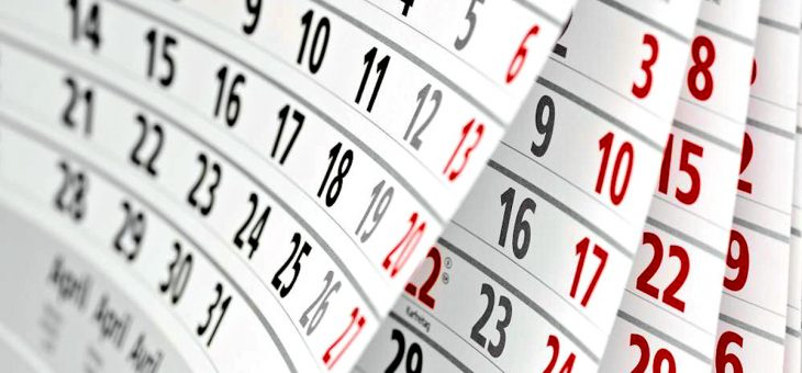 Wielerkalender voor trainingen, wedstrijden & evenementen