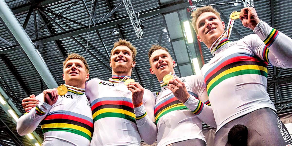 ASC Olympia - Wereldkampioen & Olympiaan Nils van 't Hoenderdaal
