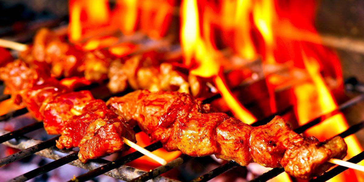 ASC Olympia - Zomer Barbecue