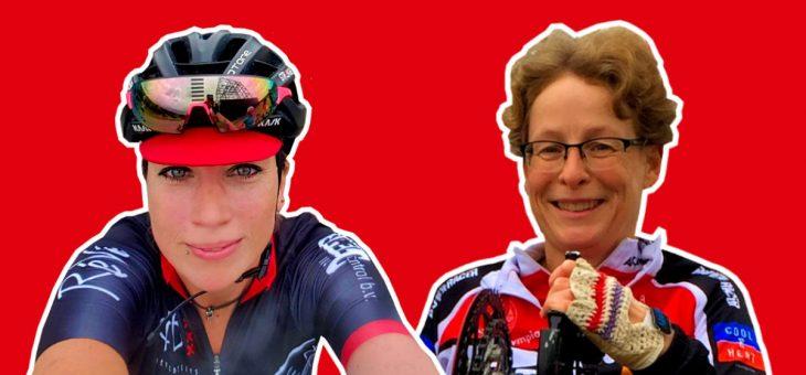 Nieuwe bestuursleden: Kim Peters & Sandra Prins