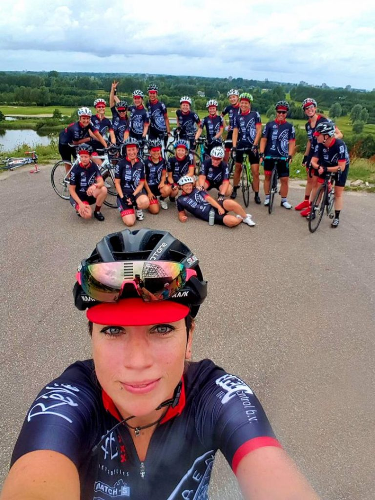 ASC Olympia - Nieuw bestuurslid Kim Peters (vrouwenwielrennen)