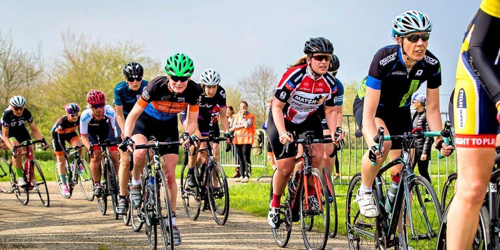 ASC Olympia - Women Racing: de eerste race!