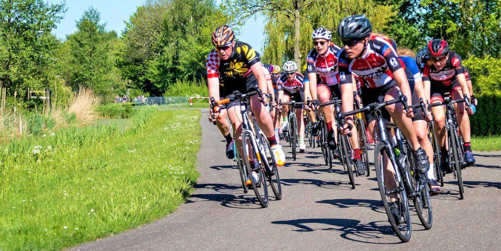 ASC Olympia - Women Racing: de tweede race en weer succesvol