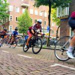 ASC Olympia - Caroline wint de Ronde van de Orteliusstraat 2018---------