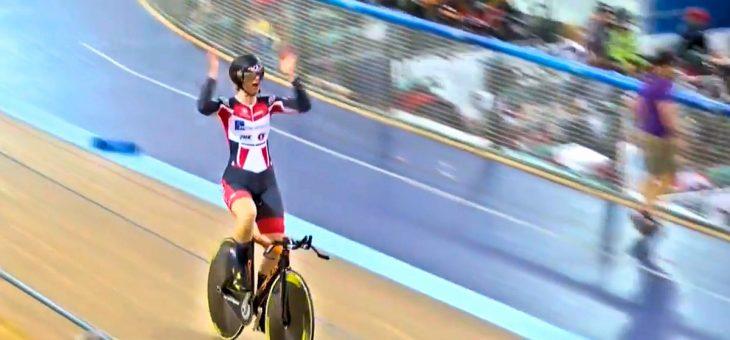 Carolien van Herrikhuyzen wéér Wereldkampioen!