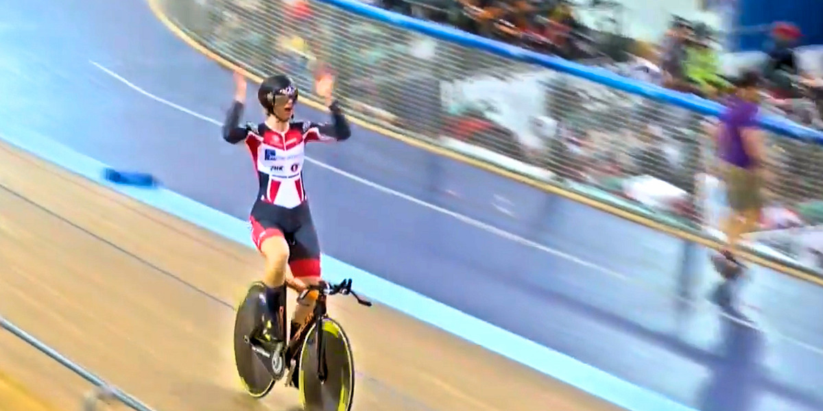 ASC Olympia - Carolien van Herrikhuyzen weer Wereldkampioen