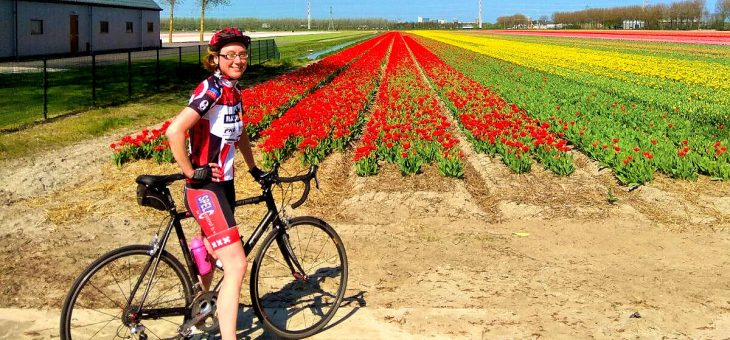 In het wiel van: Annemie Ploeger – gepassioneerd wielertrainer