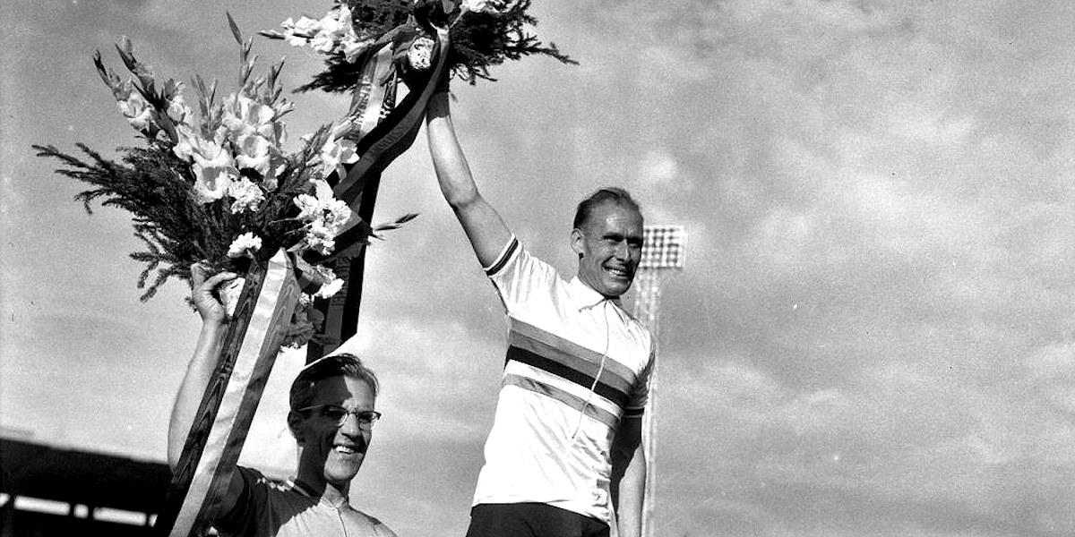 ASC Olympia - Jan Derksen: Olympiaan & Wereldkampioen
