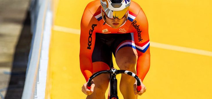 Nils van 't Hoenderdaal: Olympiaan & baanwielrenner