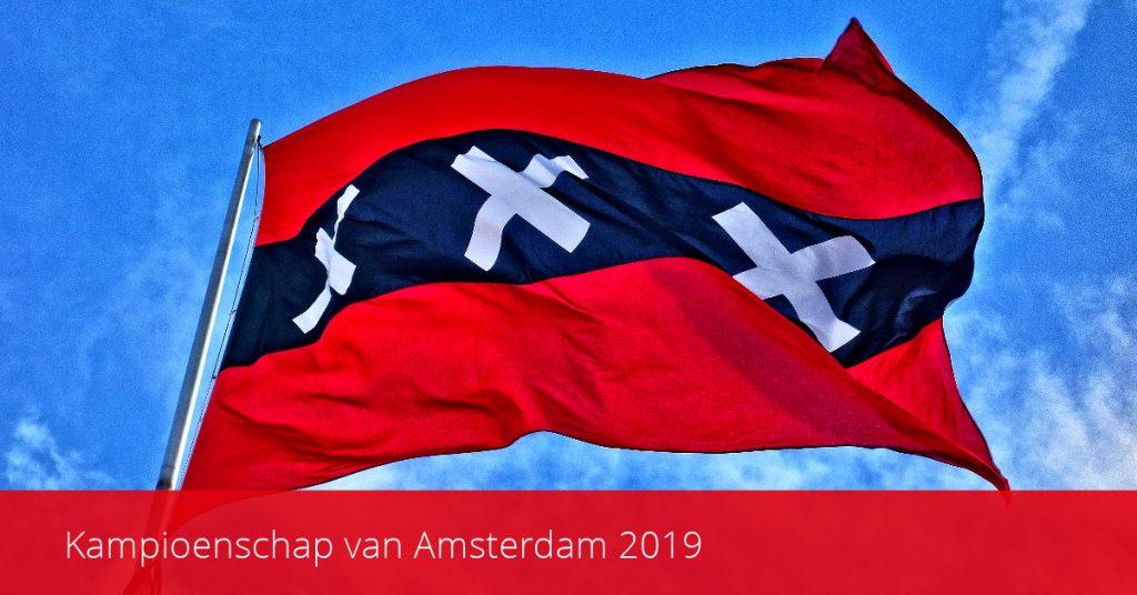 ASC Olympia - Evenement: Kampioenschap van Amsterdam 2019