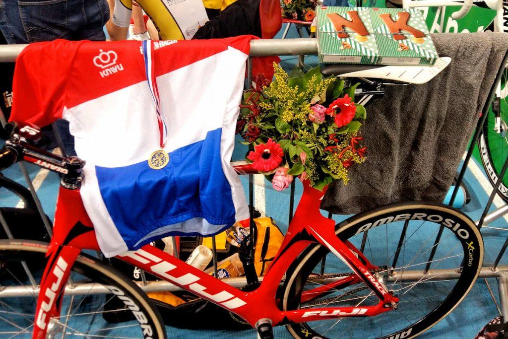 ASC Olympia - Jan van Schaik Nederlands Kampioen!