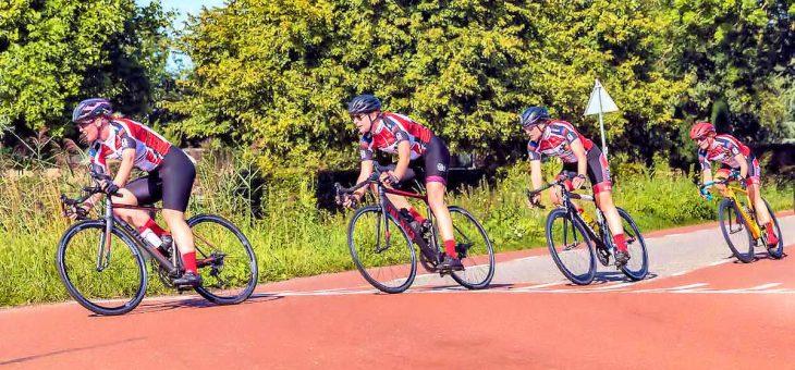 Vrouwenwielrennen Competitie 2020 #3