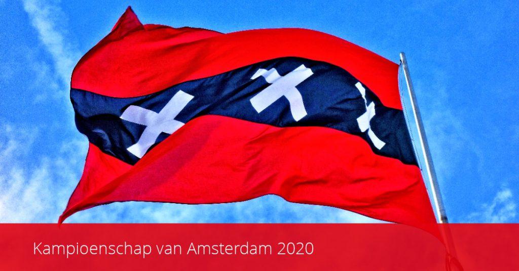 ASC Olympia - Kampioenschap van Amsterdam 2020