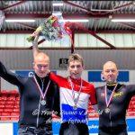 ASC Olympia - Verslag: NK Baanomnium Masters 2020