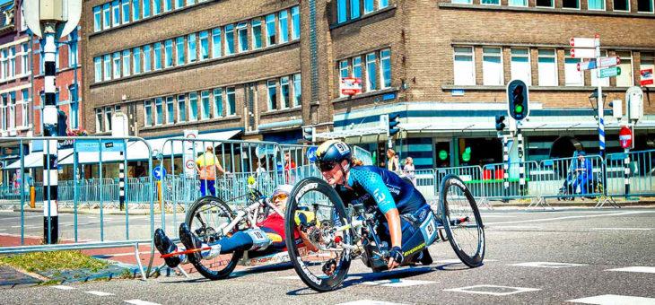 Nederlandse Kampioenschappen Paracycling 2020