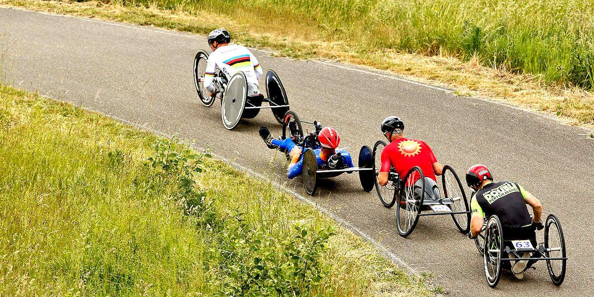 ASC Olympia - Evenement: Nederlandse Kampioenschappen Tijdrijden Paracycling 2020